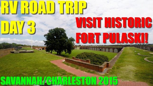 Vacation DAY 3Fort Pulaski_Fotor