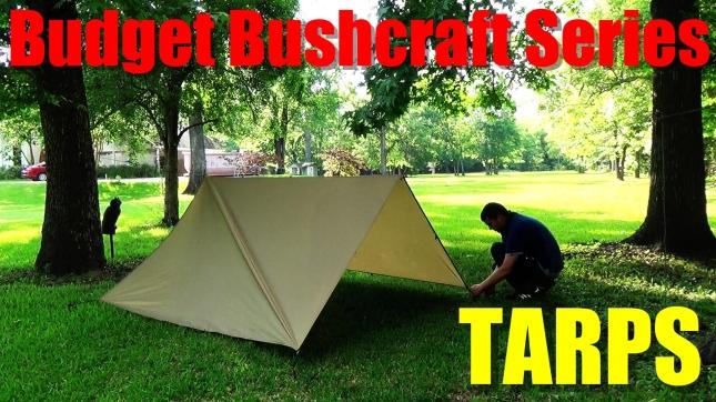 Budget Bushcraf Tarps_Fotor