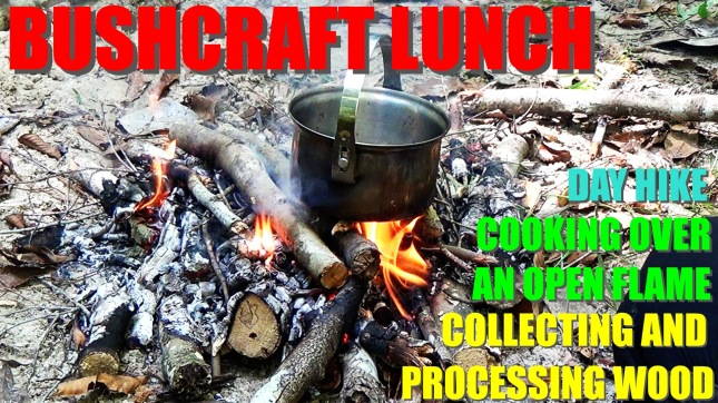 Bushcraft Lunch_Fotor