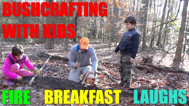 Kids Bushcraft Breakfast_Fotor