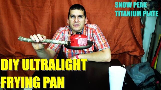 Snowpeak Fry Pan_Fotor